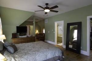 Master bedroom suite 3436 Central Dexter MI