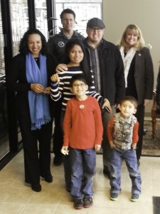 The Hodet Family Closes on Dream Home