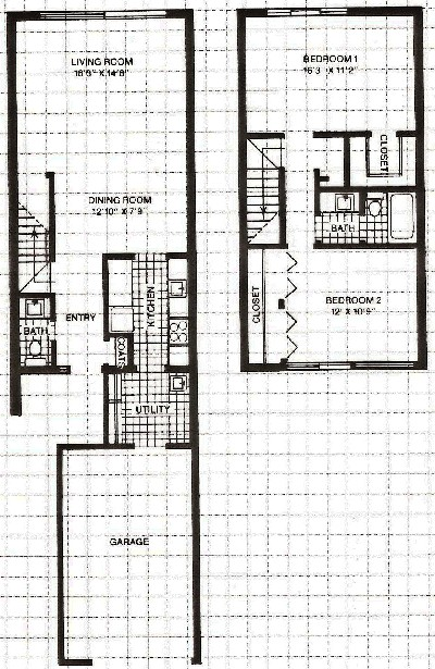 Patio Floorplan Geddes Lake Condominiums